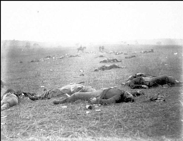 ewell Gettysburg field